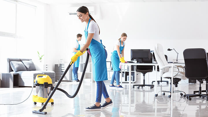 Creating an accountable and productive custodial team is important in an industry that spends 90 percent of its project's budgets on employee's salaries.