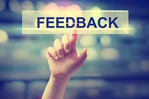 Get feedback from your employees!