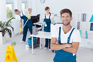 Become a cleaning expert in your community