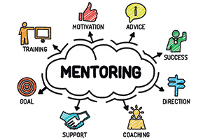 Be a mentor to others in your cleaning business