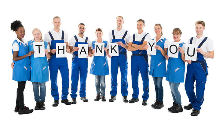 On the third Wednesday of October, the janitorial industry celebrates #ThankYourCleanerDay.